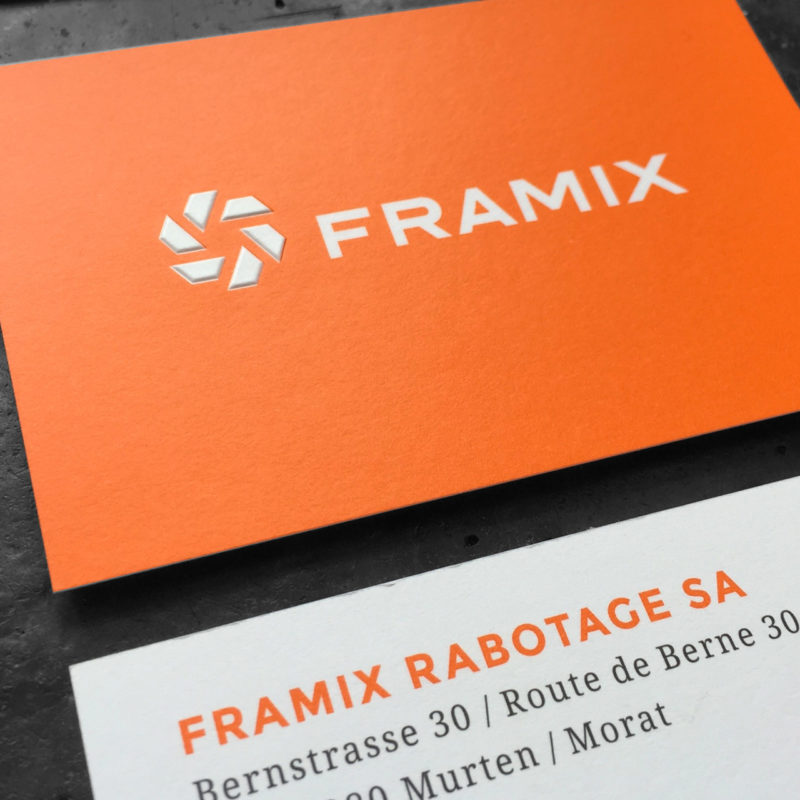 Framix Corporate Design 0 MHG Bern