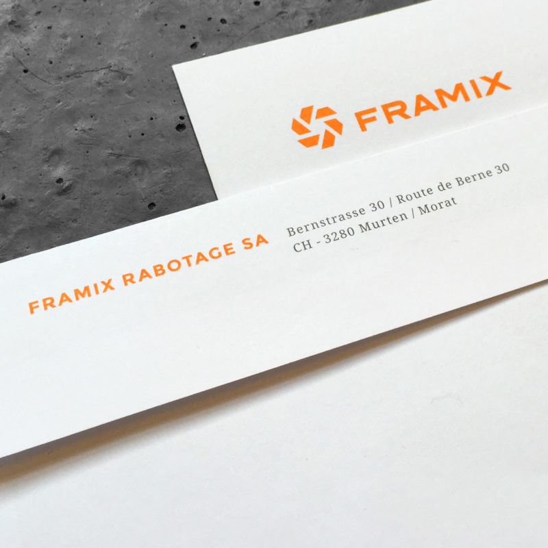 Framix Corporate Design 02 MHG Bern