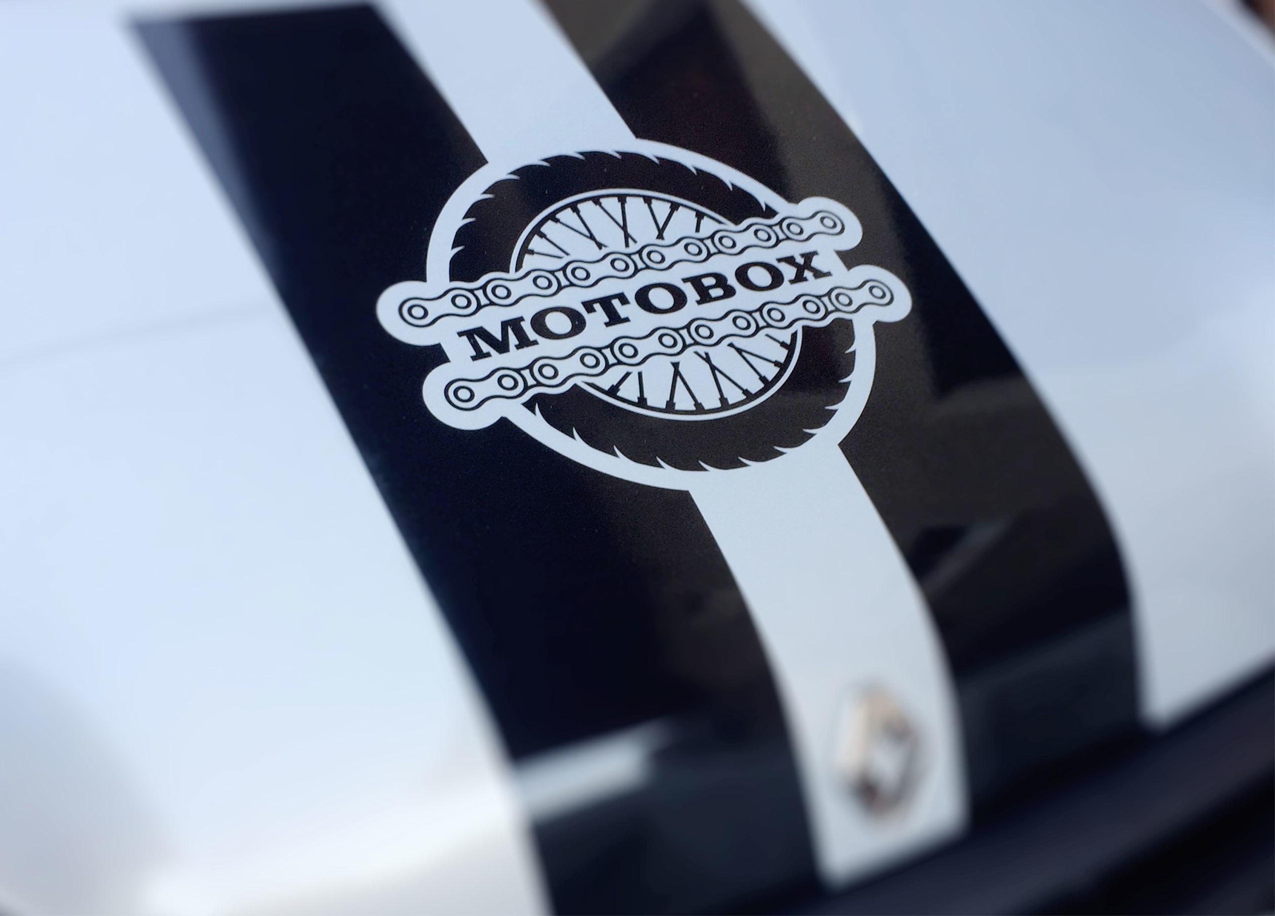 Motobox Autobeschriftung MHG Bern