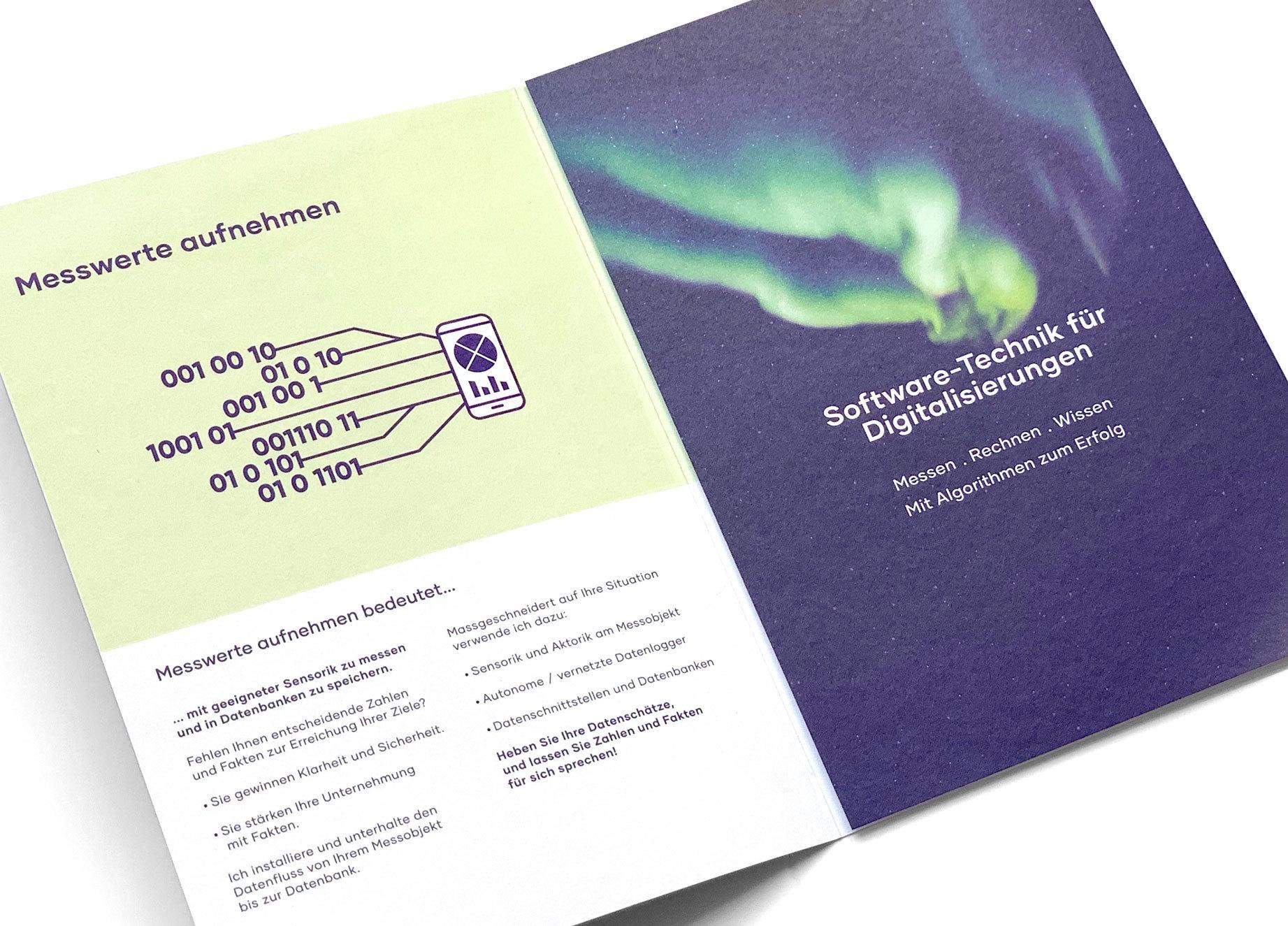 Wittwer Datatools Branding Broschure MHG Bern