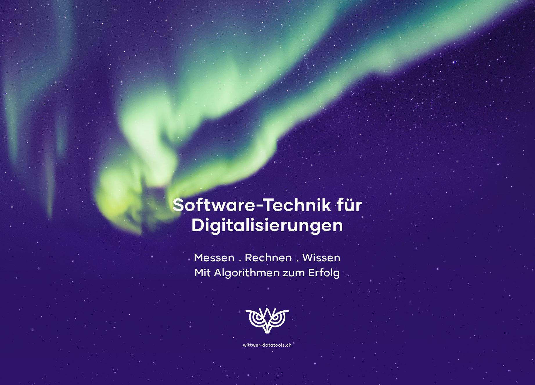 Wittwer Datatools Branding Keyvisuel MHG Bern