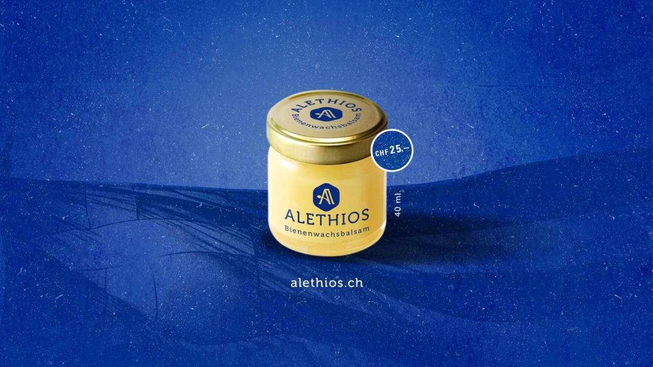 Alethios Glas Design MHG Bern