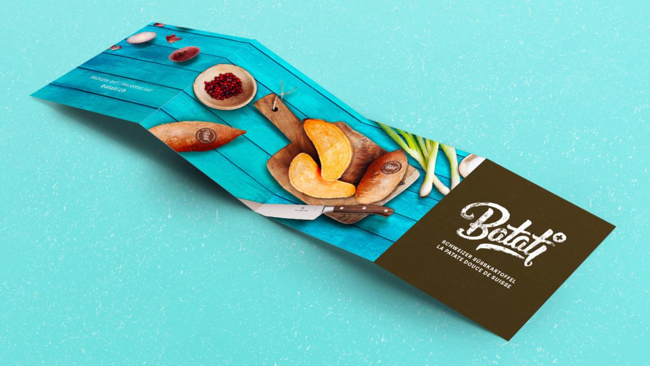 Batati Corporate Design 08 MHG Bern
