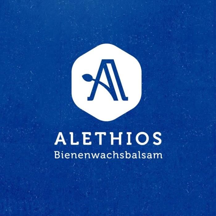 Alethios Logo Design MHG Bern