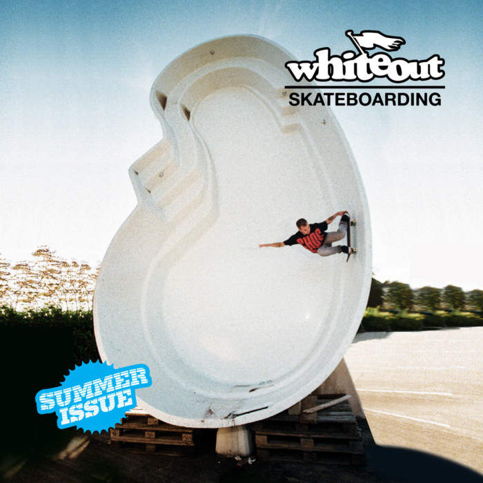White Out Skateboarding 0 MHG Bern