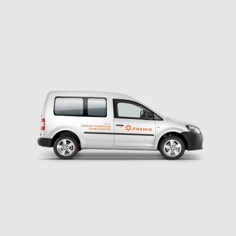 Framix Vw Caddy 01 MHG Bern