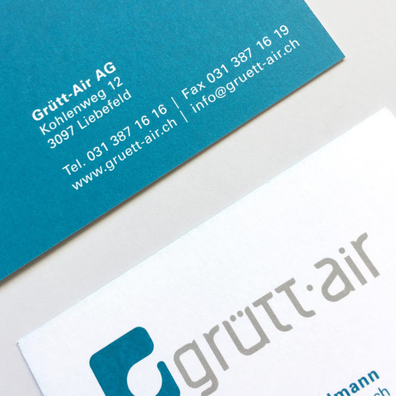 Gruett Air Briefschaft 01 MHG Bern