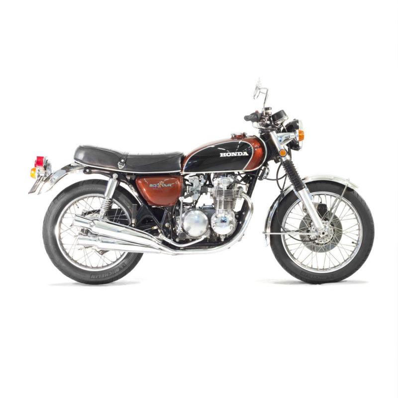 Hoshi Bike Honda Cb 500 Four MHG Bern