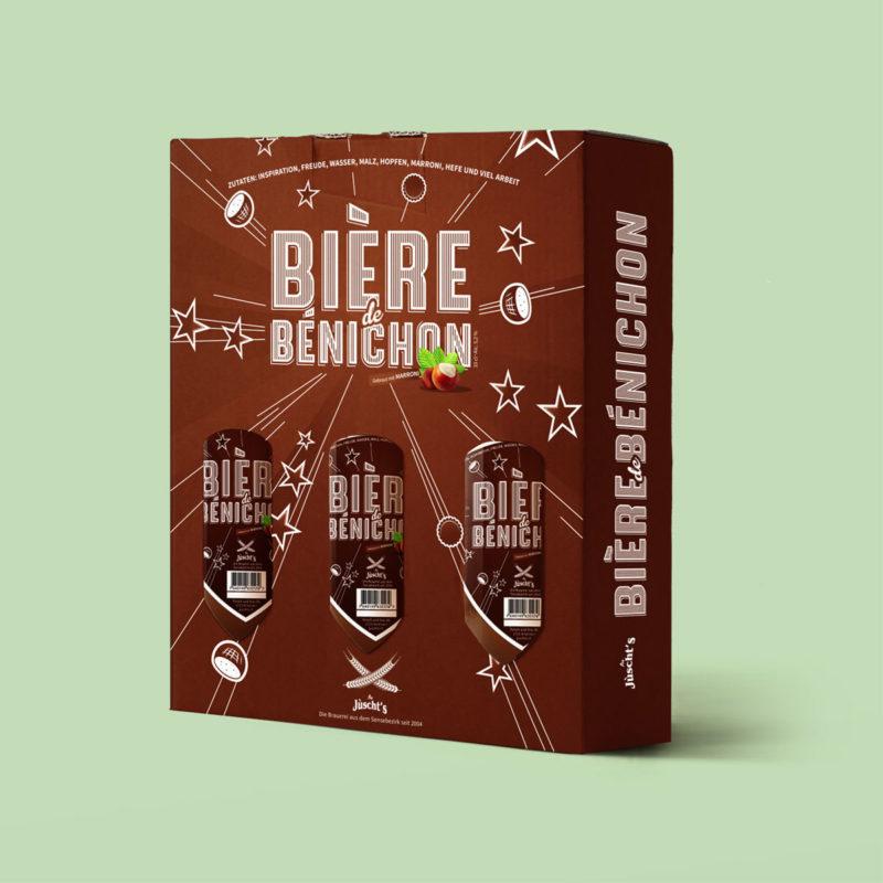 Juschts Bieredebenichon 3Er Pack MHG Bern
