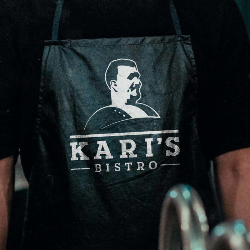 Karis Bistro Logodesign MHG Bern