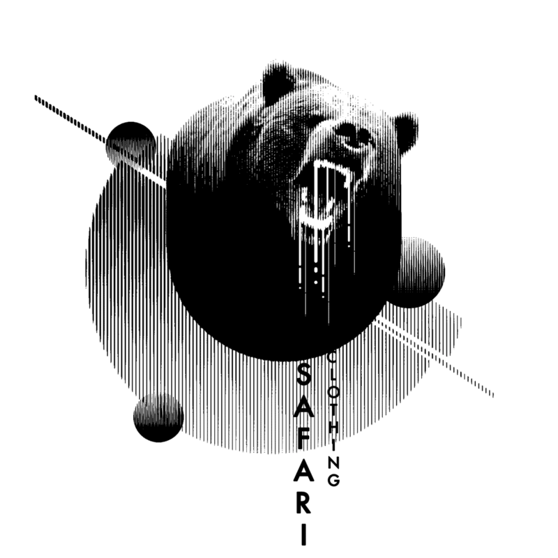 Safari Clothing Bear 01 MHG Bern