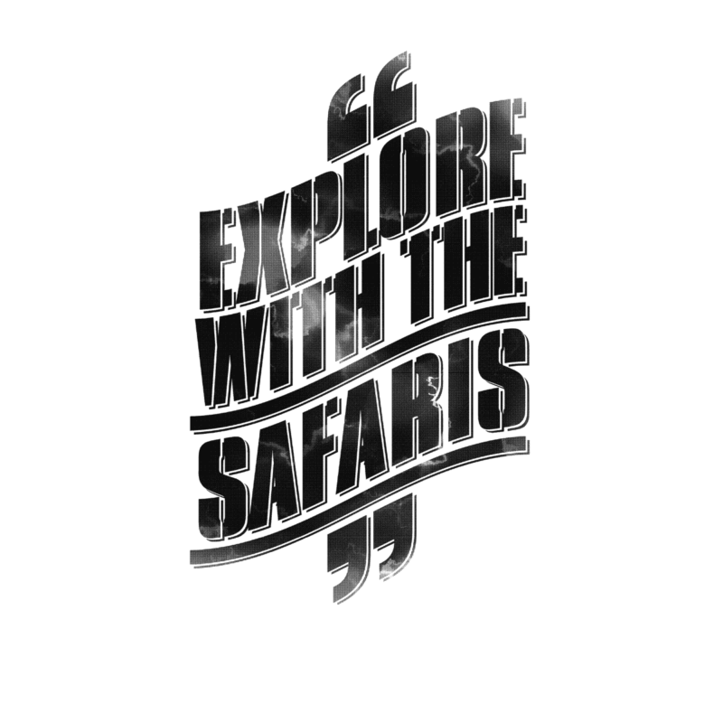 Safari Clothing Explore Typo 01 MHG Bern