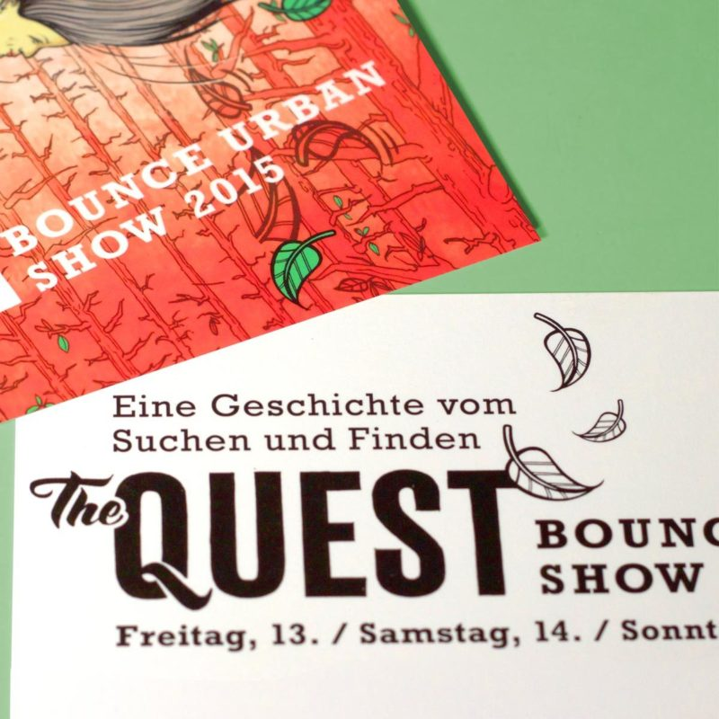 The Quest Flyer 02 MHG Bern